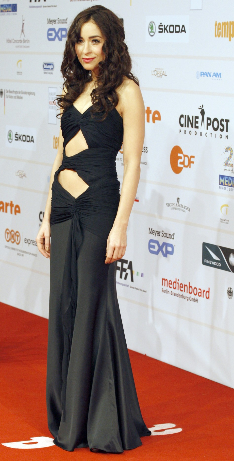 European Film Awards 2011 Winners, Celebrities and Red Carpet Arrivals