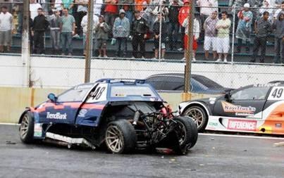 Copa Chevrolet Montana and the Brain Dead Driver