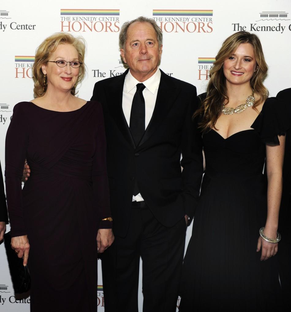 Meryl Streep Wins Laurels at Kennedy Center Honors