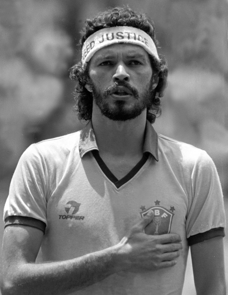 The former Brazil World Cup captain, Socrates, died at the age of 57 after suffering from severe food poisoning illness in the Albert Einstein Hospital in Sao Paulo on Sunday.