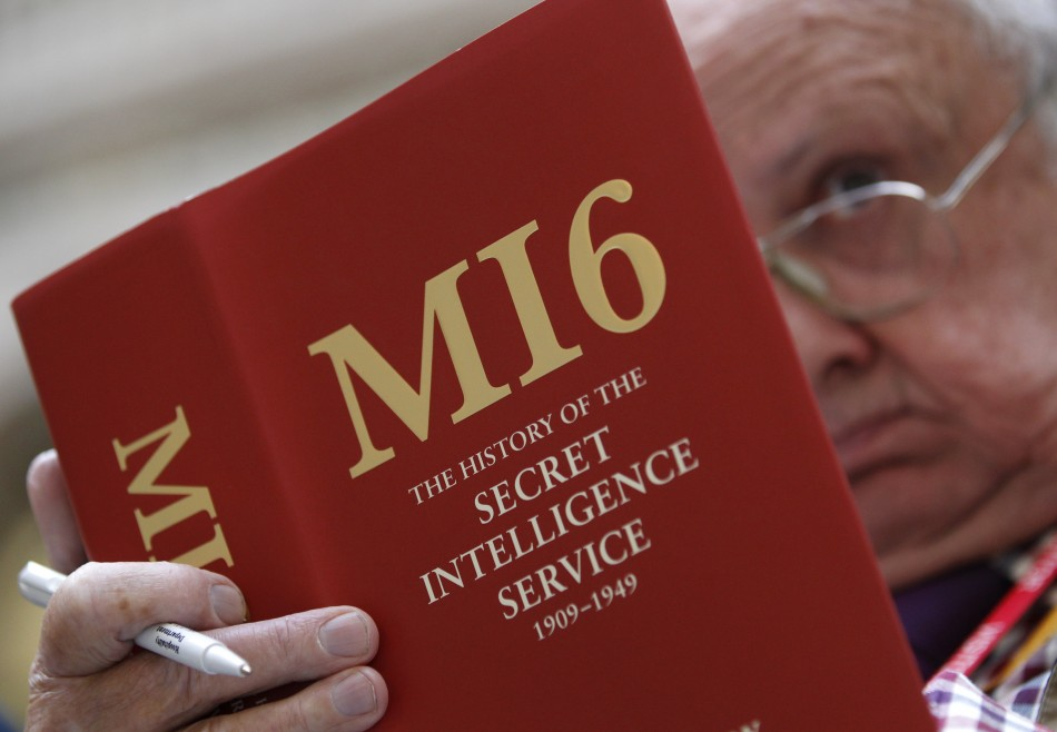 MI6 - United Kingdom