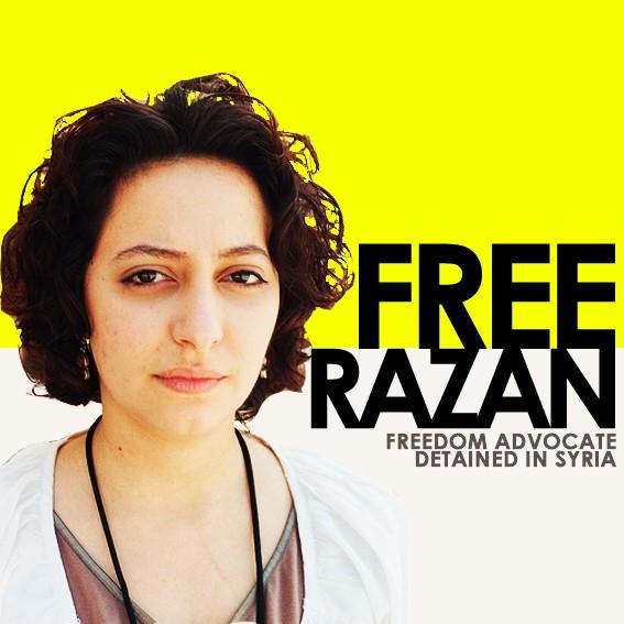 Razan Ghazzawi