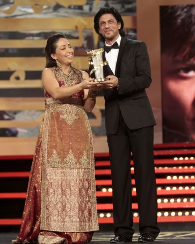 Shah Rukh Khan Honored at Marrakech International Film Festival