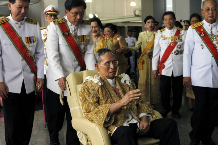Thai King Birthday