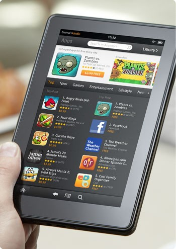 Best Tablets Under $299 To Debut in 2012
