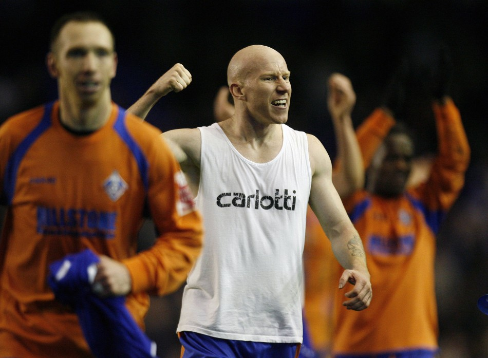 Reports suggest that soccer player Lee Hughes, 35, had misbehaved with a woman reveler and to bring things to an order she had summoned the police.