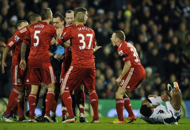 Fulham 1-0 Liverpool
