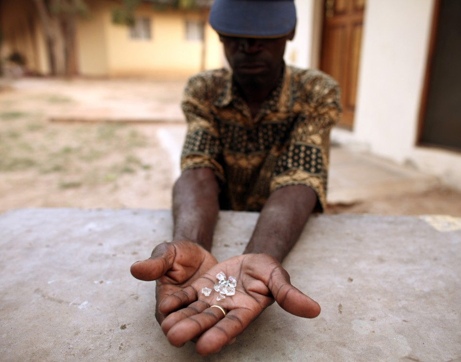 London Jeweler Raises Awareness About 'Blood Diamonds,' Says Kimberley Process Allows Conflict Diamonds Into Market
