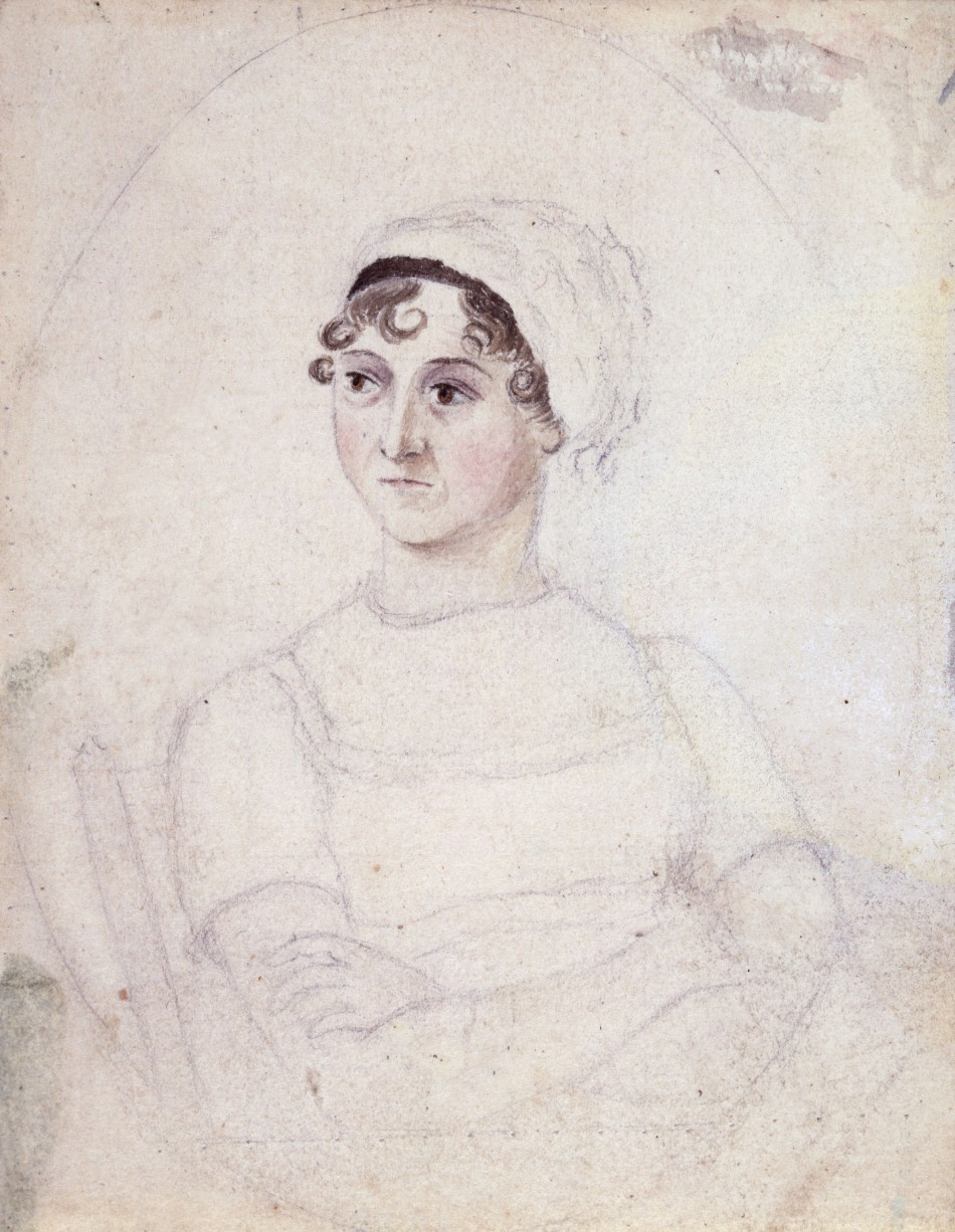 A 'Lost' Jane Austen Portrait Depicts a Different View of the Writer