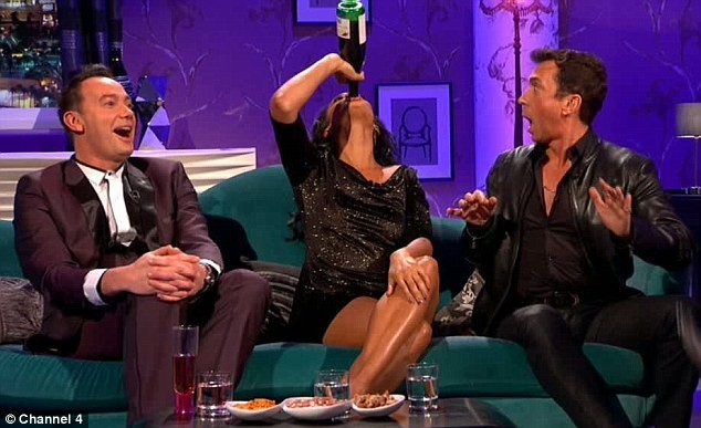 Following Alesha Dixon's drunken appearance on Alan Carr's Chatty Man last night, the IBTimes looked into some of the best soused celebrity moments caught on TV.