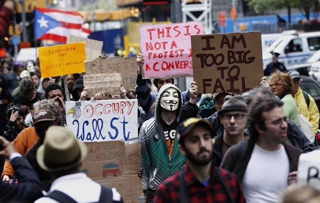 2011 A Year of Discontent: How and Why the Occupy Movement Came to be