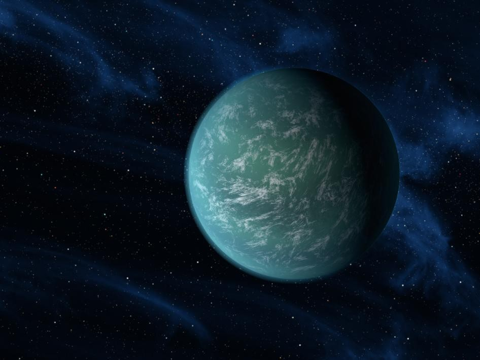Earth-like 'Habitable' Planet Discovered: Is There Life in Outer Space?