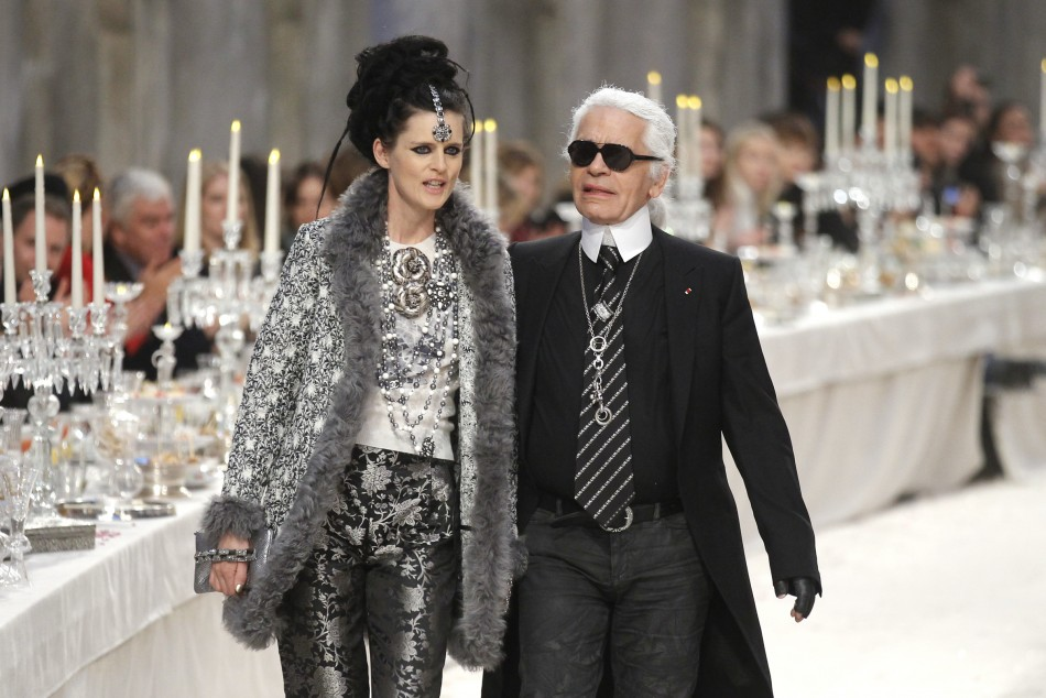 Karl Lagerfeld to Launch New Rock n Roll Inspired Affordable Line