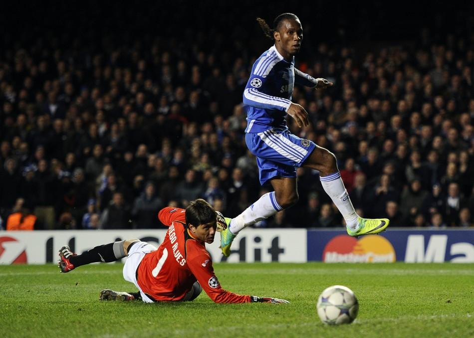 Chelsea vs. Valencia 3-0