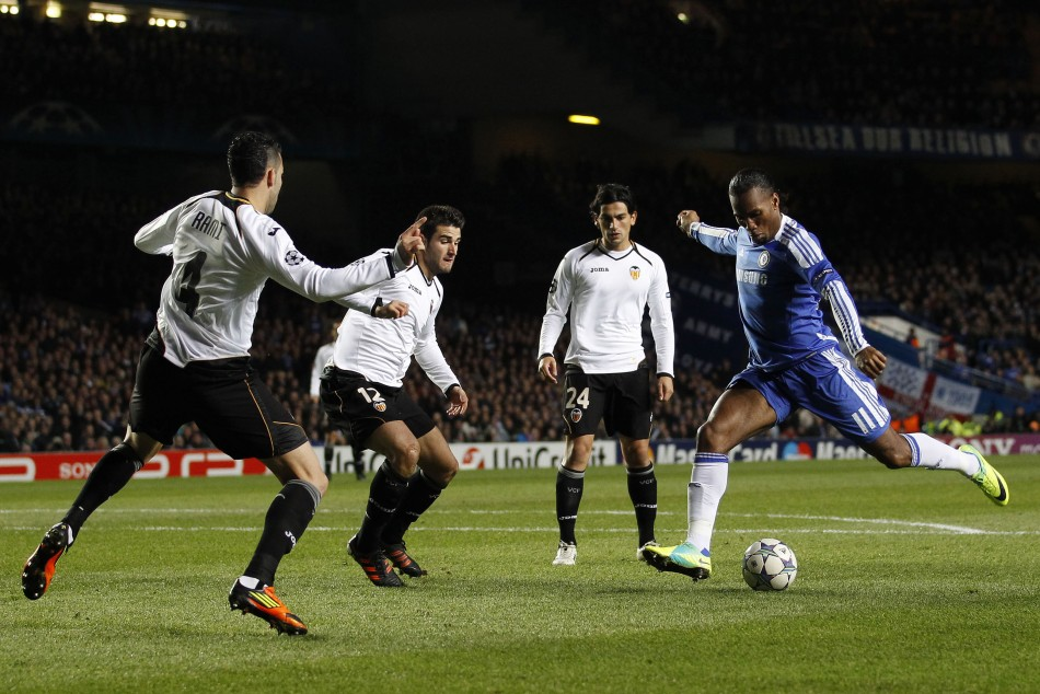 Chelsea 3-0 Valencia