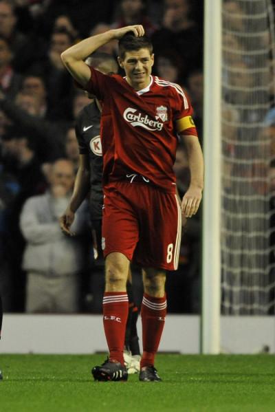 Steven Gerrad