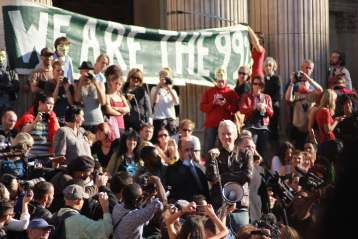 Occupy Wall Street in 2011: Can the Leaderless Revolution Survive?