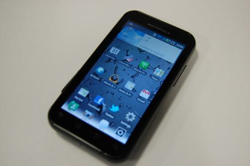 Motorola Defy