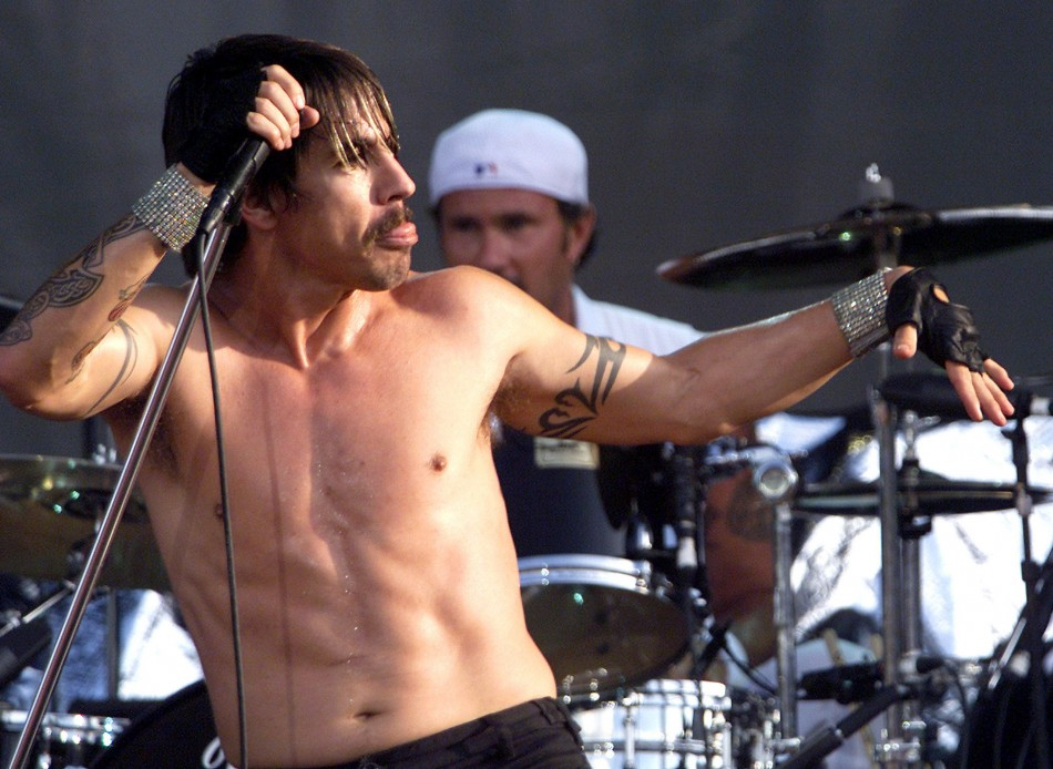 Red Hot Chili Peppers (Performer Category)