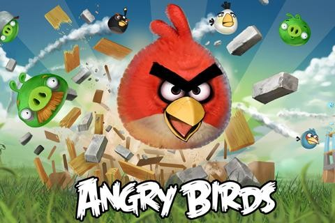 RIM PlayBook's New Draws: Angry Birds and a Fire Sale