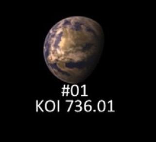 KOI 736.1