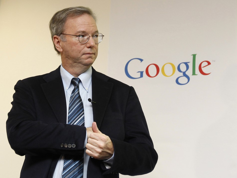 We Have Yet to See the Net's Full Force and Potential, Says Google's Eric Schmidt