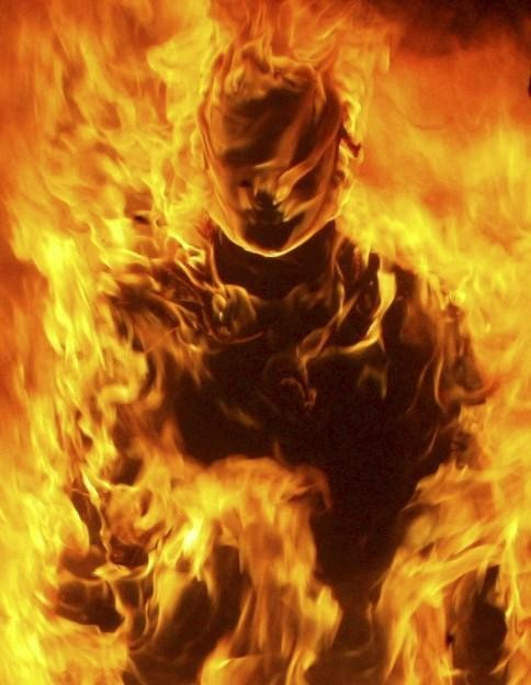 Several cases of self-immolation have been reported in Algeria in 2011