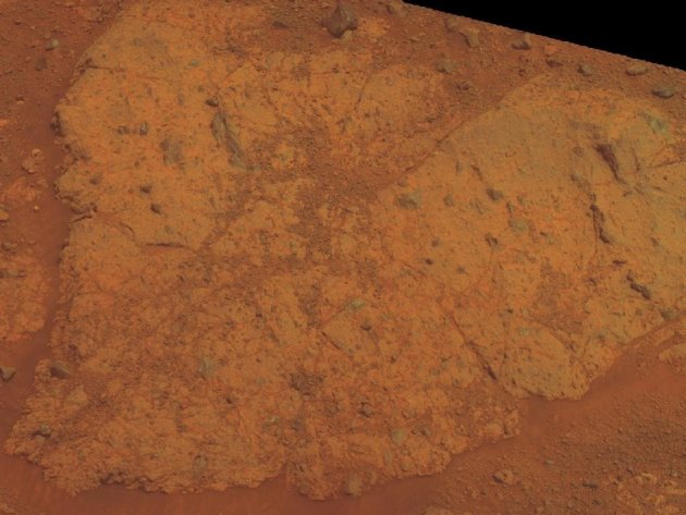 New NASA Mars Water Discovery Shows Possibility of Life