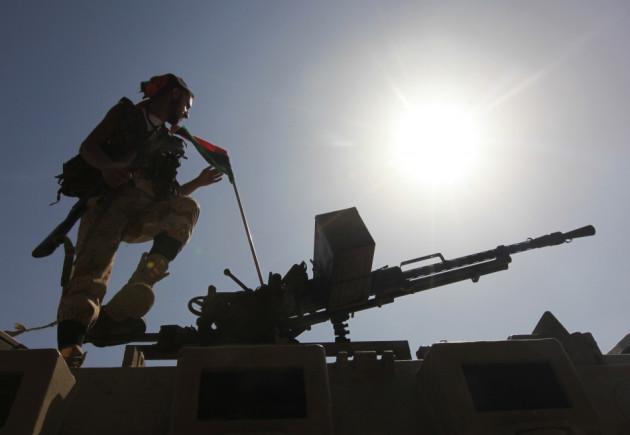 Libya cost of war