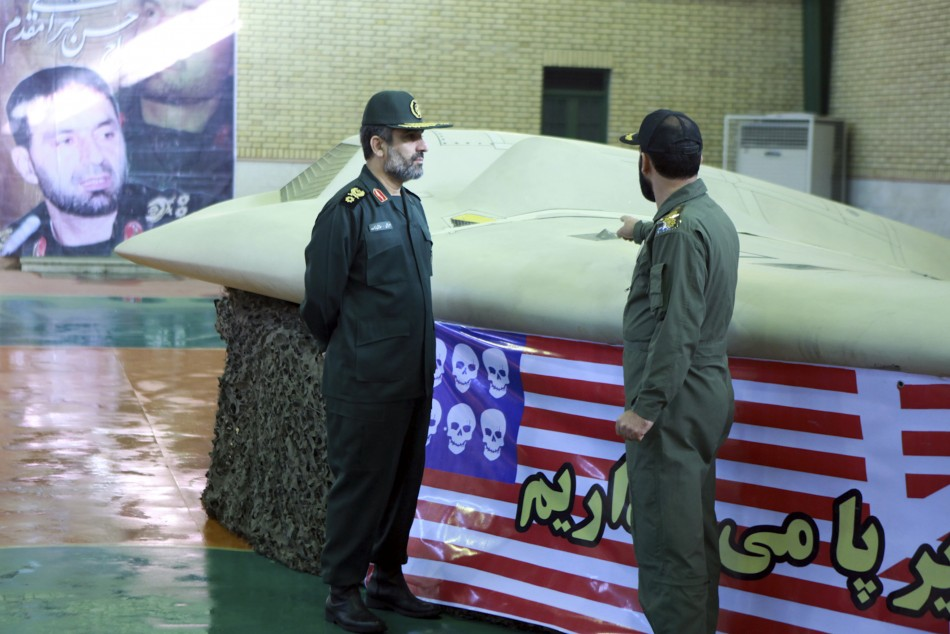 GPS Glitch Opens Window for Iran to Take Control of U.S. Spy Drone