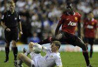 Manchester United prodigy Paul Pogba