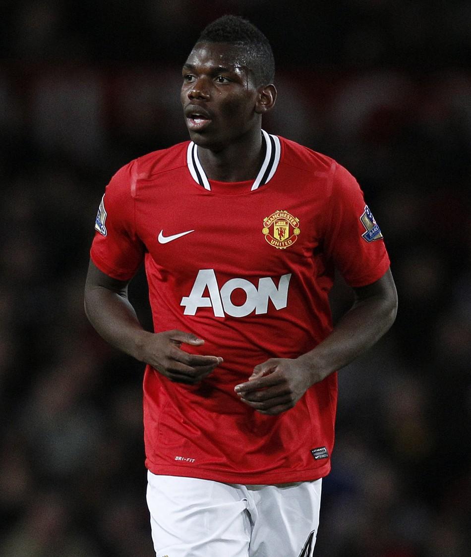 Paul Pogba (REUTERS)
