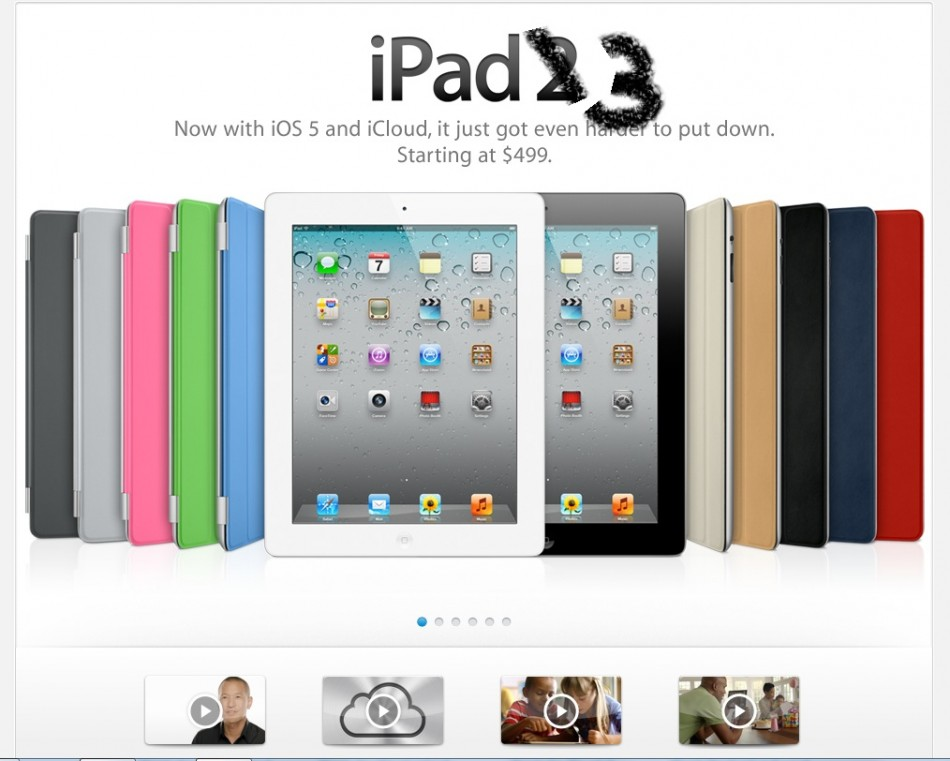 Apple's iPad 3 Launches February into Hostile Galaxy