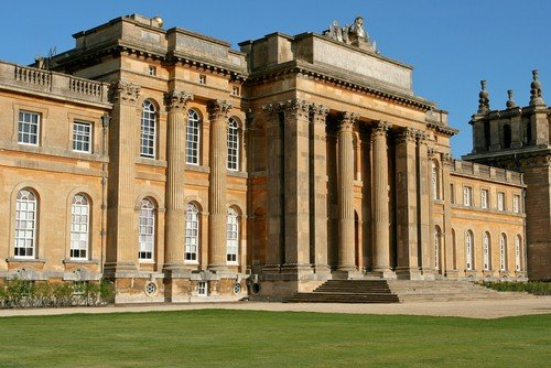 Blenheim Palace £100million