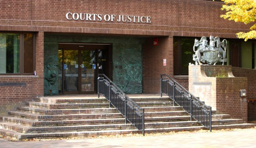 Portsmouth Crown Court i
