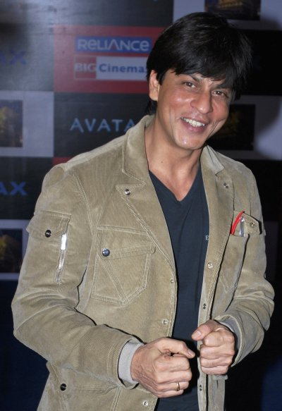 Bollywood actor Shah Rukh Khan