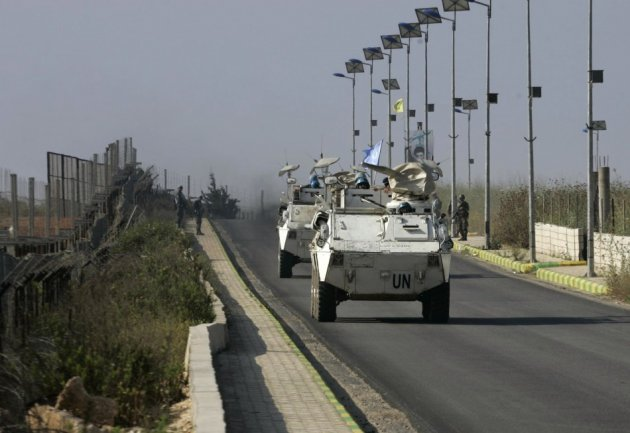 UN Peacekeeping mission targeted in Lebanon