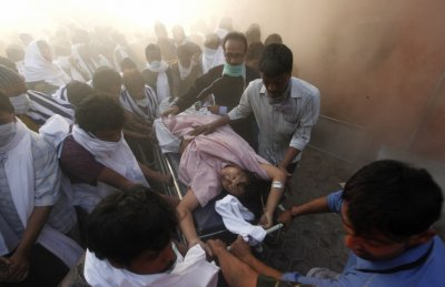 India Hiospital Fire
