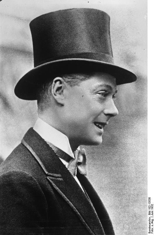The 75th Anniversary of King Edward VIII's Abdication: The Crisis That Rocked British Monarchy [PHOTOS]