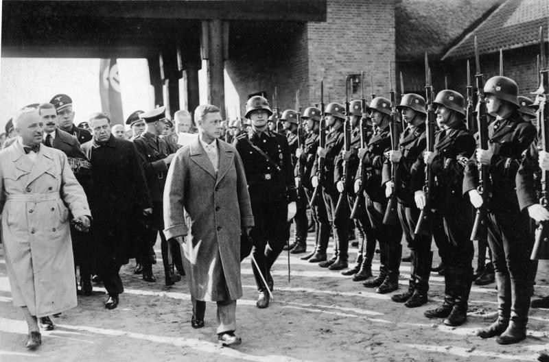 The 75th Anniversary of King Edward VIIIs Abdication The Crisis That Rocked British Monarchy PHOTOS