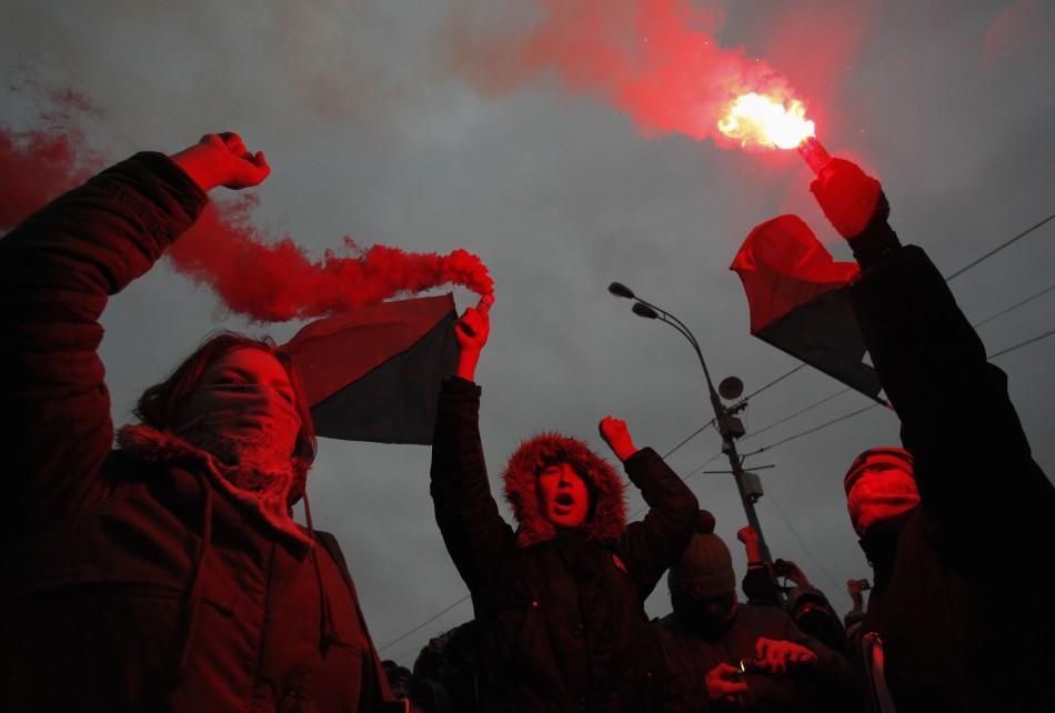 Russia Protests-Dec. 10, 2011
