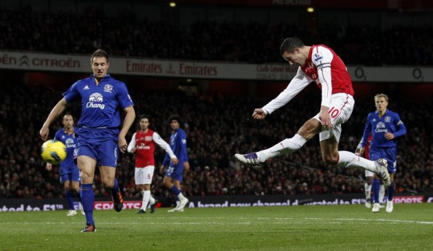 Arsenal 1-0 Everton