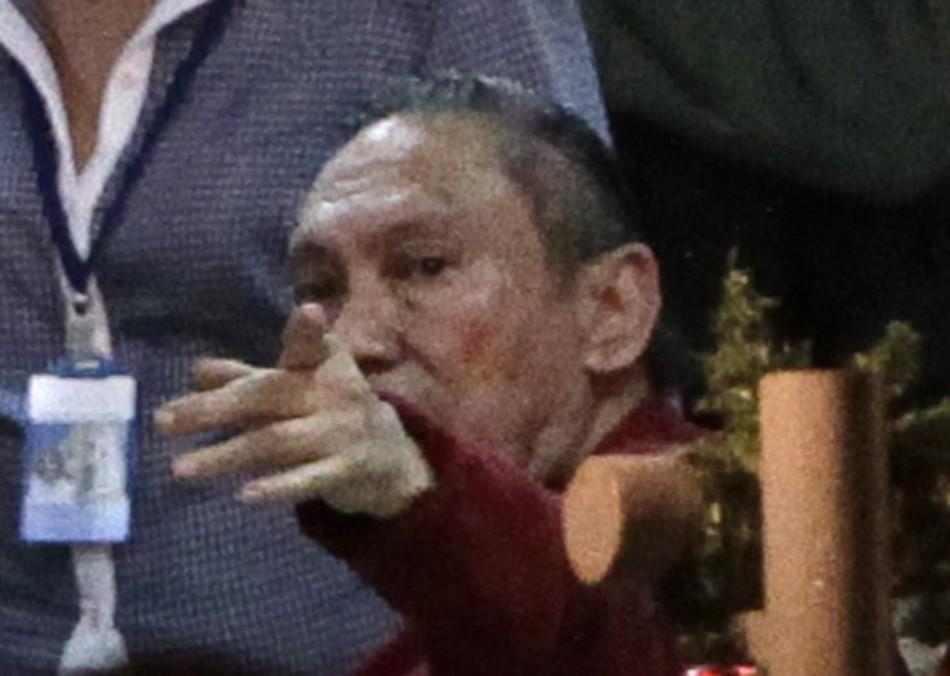Panama's Former Leader Manuel Noriega