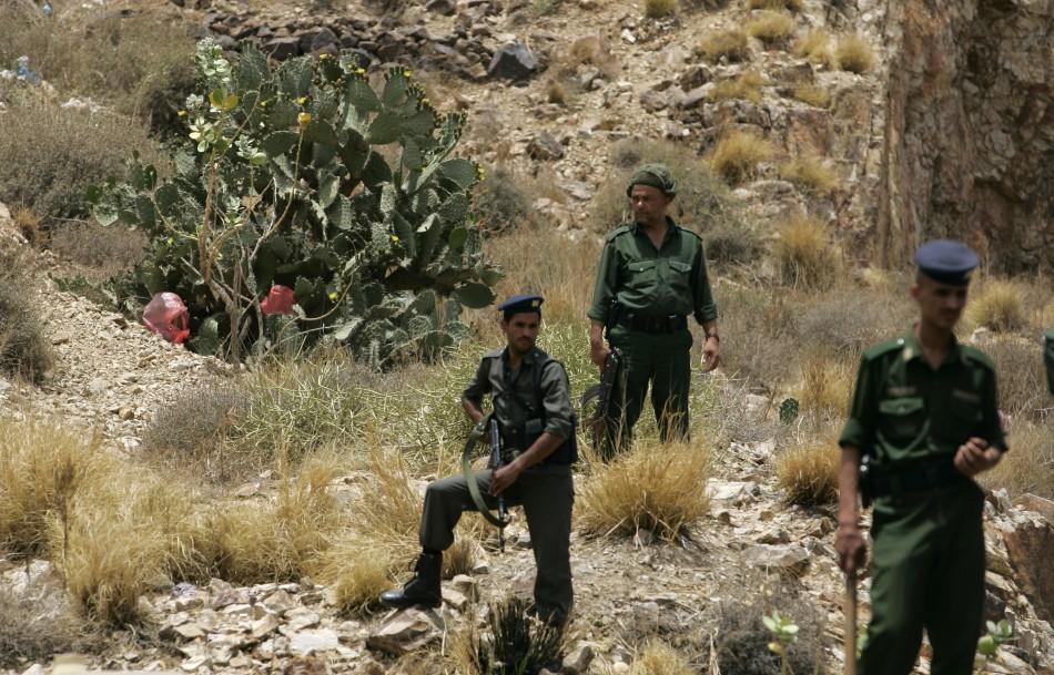 Yemen jail