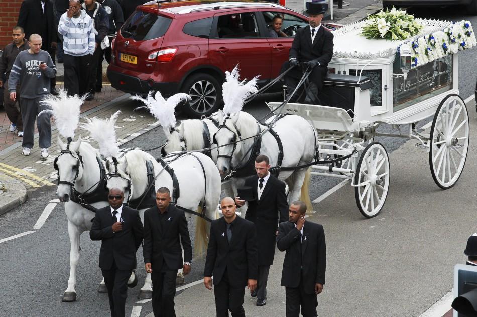 Duggan funeral