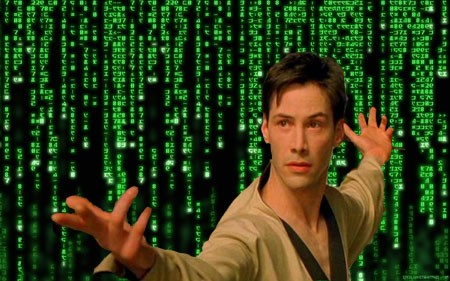 Neo of The Matrix