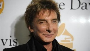 Barry Manilow attends the Pre-Grammy Gala & Salute to Industry Icons with Clive Davis in Beverly Hills, California