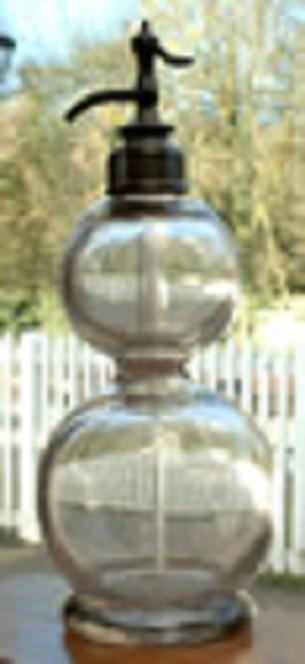 Soda Water Siphon