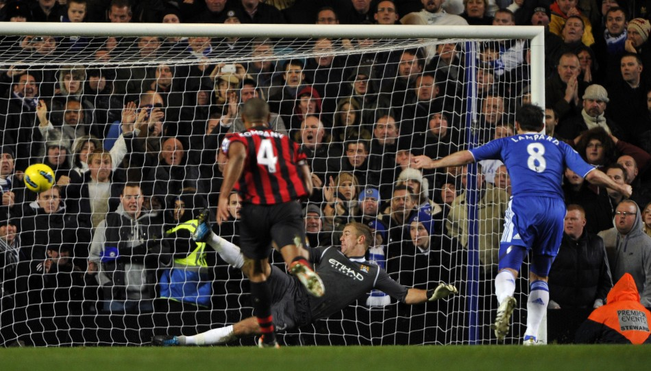 Chelsea 2-1 Man City
