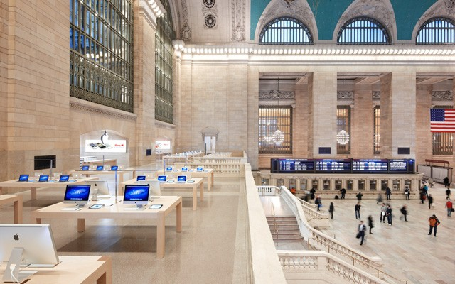 Apples Grand Central Store